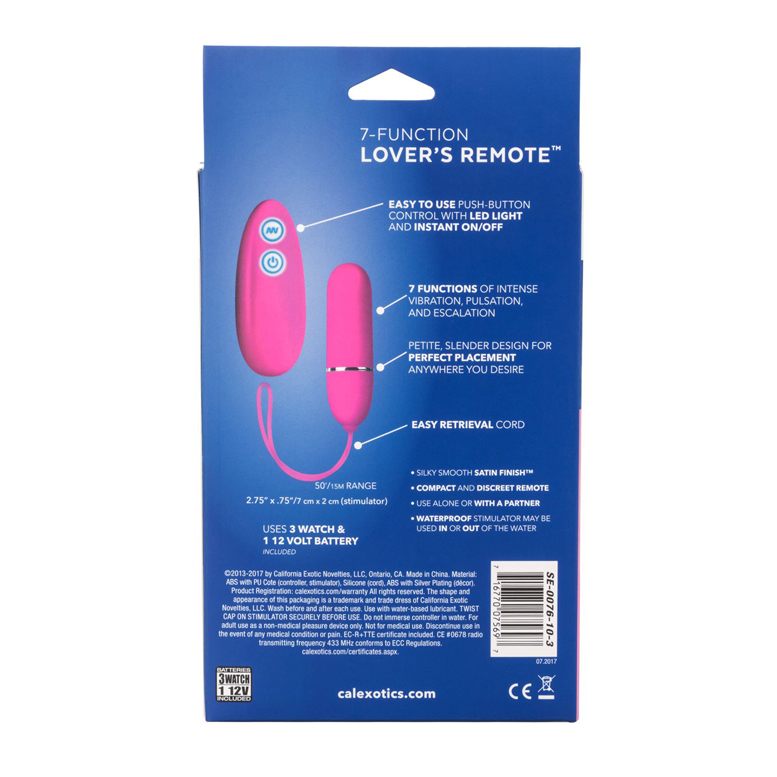 Posh-7-Function-Lover-s-Remote-Pink