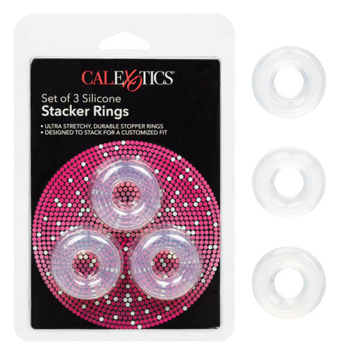 Set-of-3-Silicone-Stacker-Rings