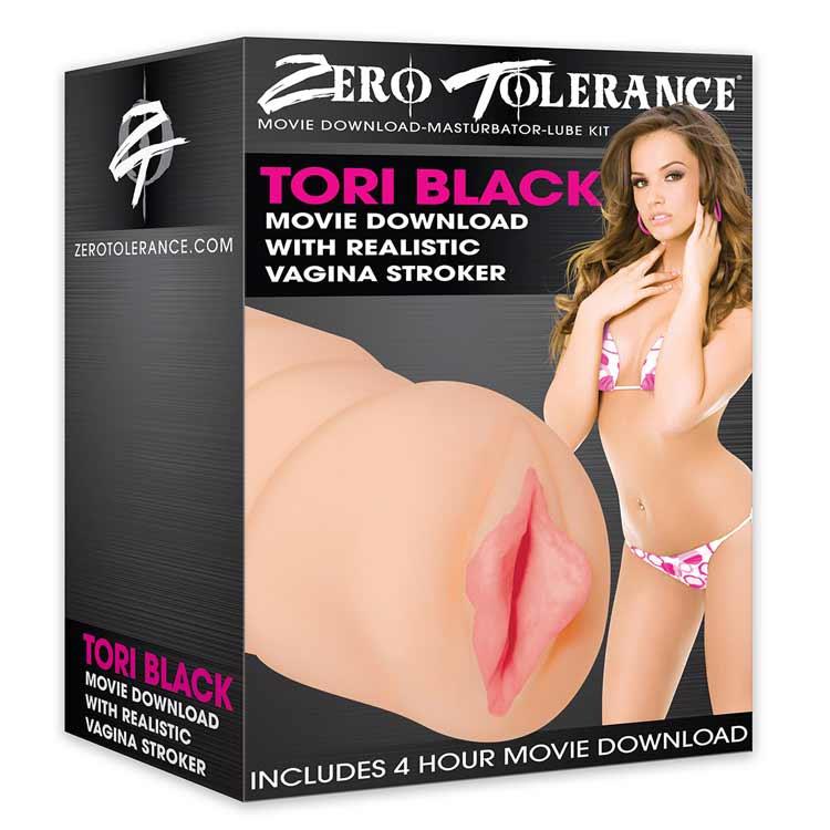 TORI-BLACK-VAGINA-STROKER