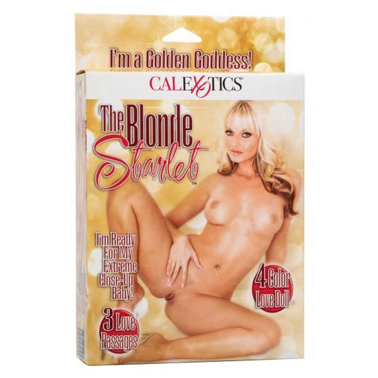 The-Blonde-Starlet