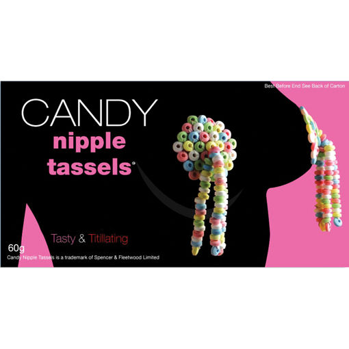 CANDY-NIPPLE-TASSELS
