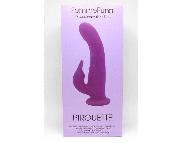 Image de Femmefunn - Pirouette - Mauve
