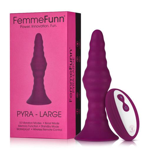Image de Femmefunn - Pyra Large - Fushia