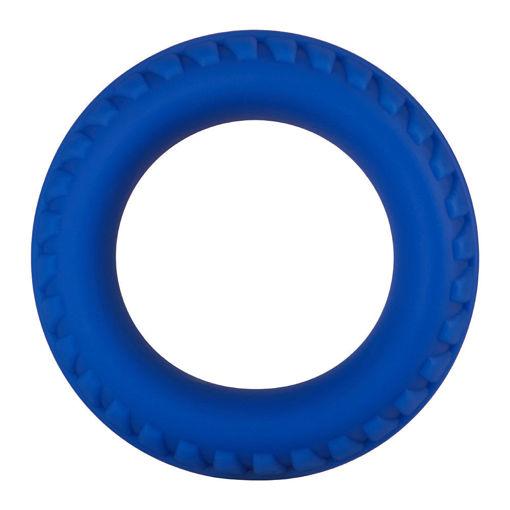 Image de F-12: 35MM 100% LIQUID SILICONE C-RING - Bleu
