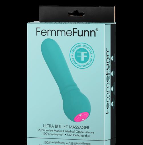 Image de Femmefunn - Ultra bullet - Turquoise