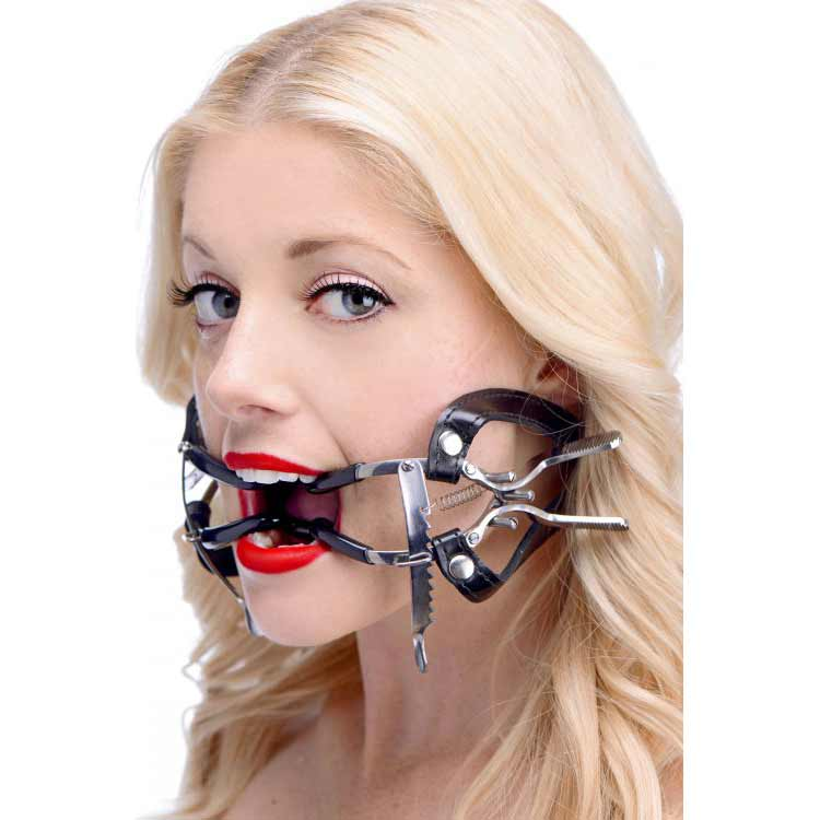 RATCHET-STYLE-JENNINGS-MOUTH-GAG-WITH-STRAP