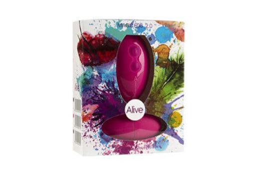 Image de  Cadeaux à l'achat - Magic egg - Rose