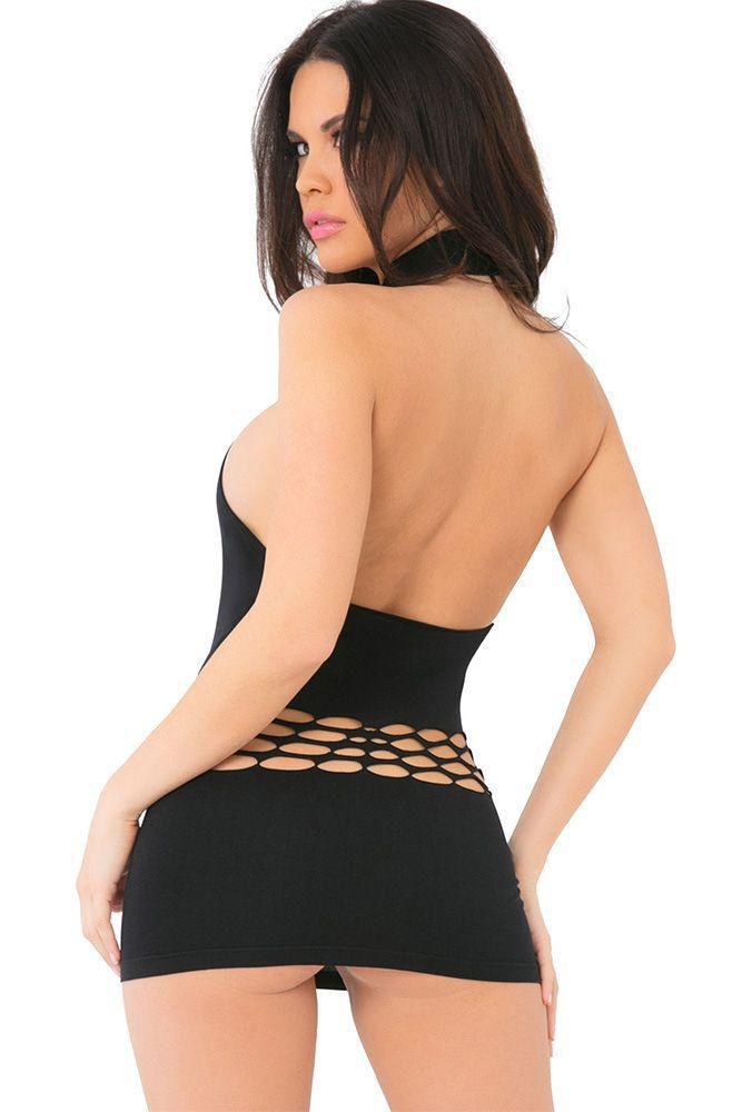 Image de Womanizer Seamless Black Dress - OS