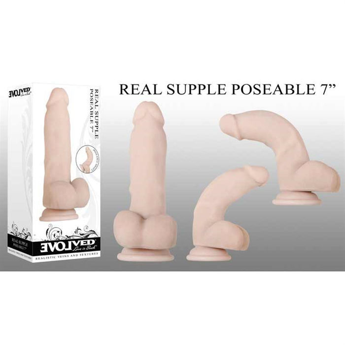"""Image de REAL SUPPLE POSEABLE 7"""""""