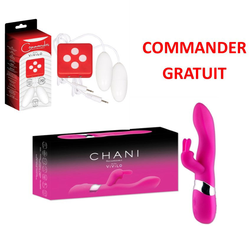 Image de COMBO CHANI + CADEAU COMMANDER