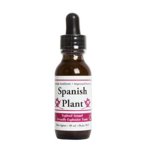Image de SPANISH PLANT - SENSUALLY EXPLOSIVE TONIC