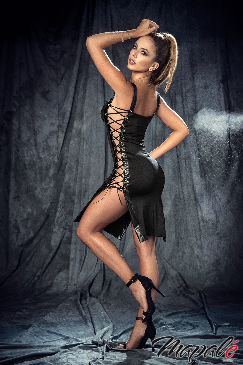 Image de LACE-UP DRESS XL