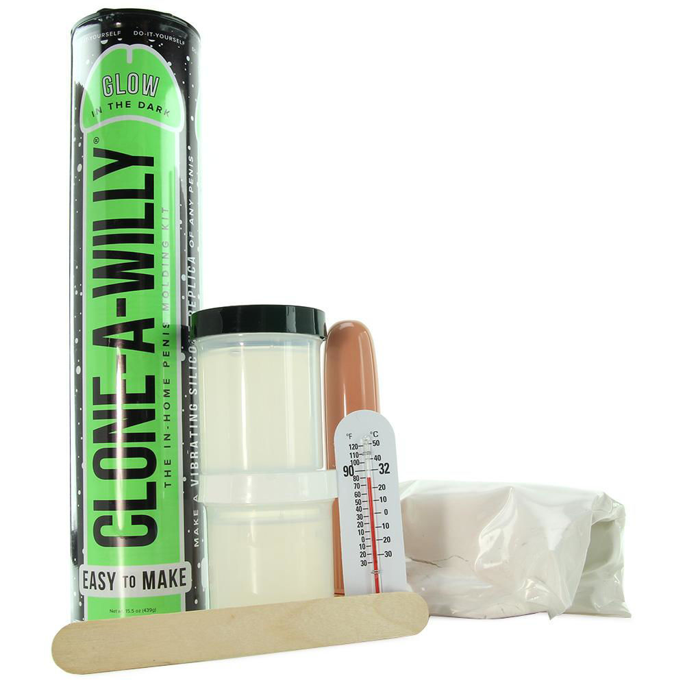 Picture of Clone-A-Willy - Glow in the Dark