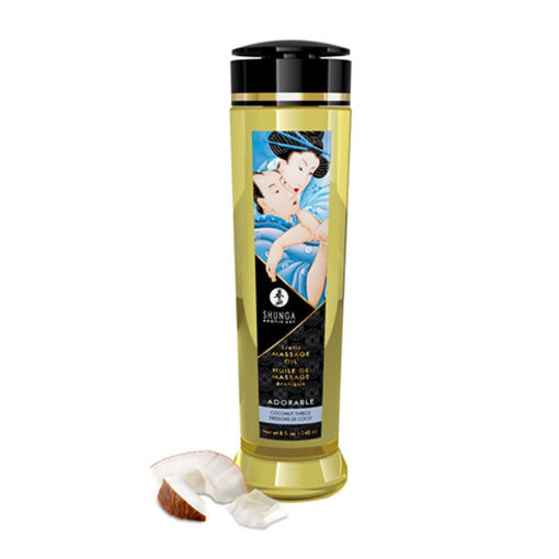 Image de Shunga Huile Adorable / Coconut Thrills