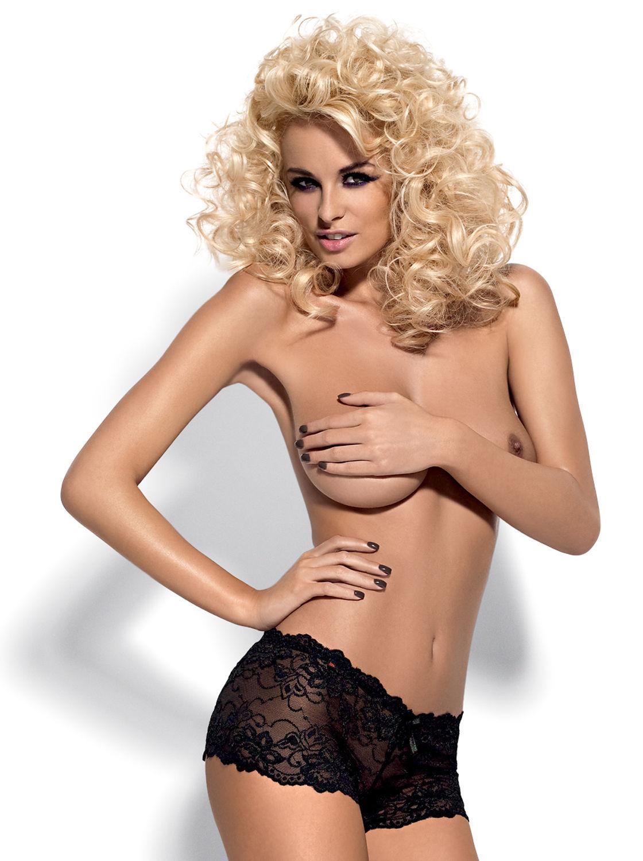 Image de Idillia - Lace Booty Shorts - L/XL