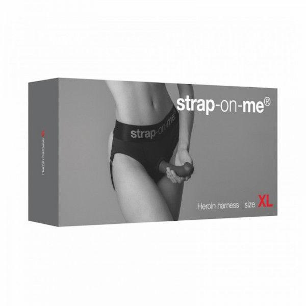 Image de STRAP-ON-ME - LINGERIE HARNESS - HEROINE - X-LARGE