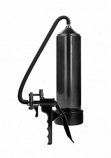 Image de Elite Beginner Pump - Black- Pumped- Shots