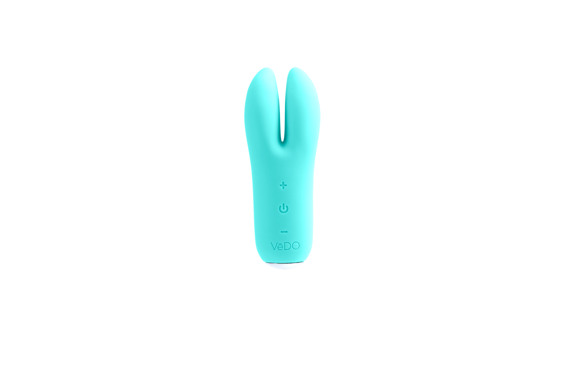 Image de Kitti - Rechargeable Dual Vibe- Tease me turquoise